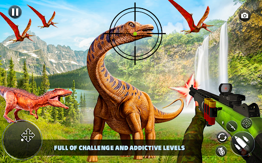 Real Wild Animal Hunter: Dino Hunting Games 1.22 screenshots 21