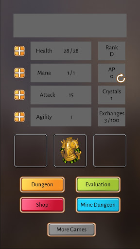 Chaos Hunters - RPG apkpoly screenshots 1
