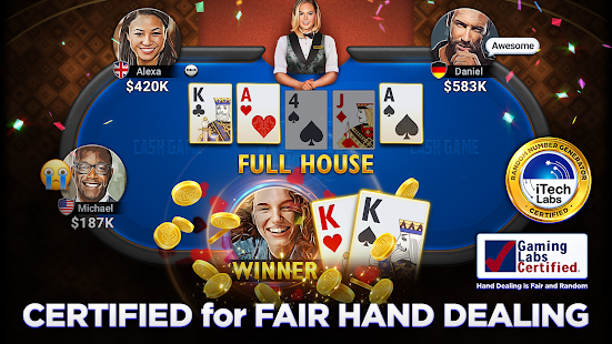 Poker Championship - Holdem 3.2.5 Screenshots 6
