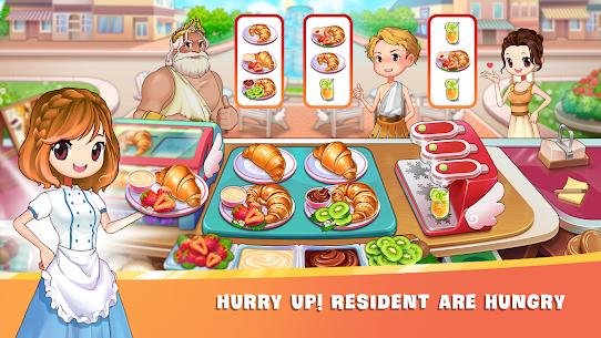 طبخ الجنة: لعبة الشيف والمطعم 3