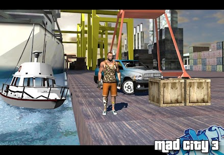 Mad City Crime 3 New stories 1.42 APK Mod [Unlimited] 1