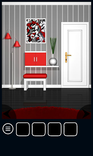 red and gray room escape screenshot 3