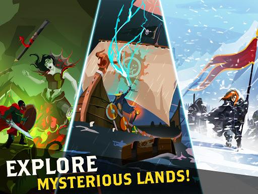 Questland: Turn Based RPG  screenshots 15