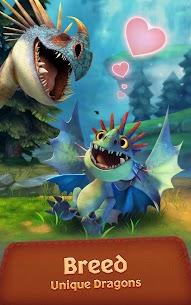 Dragons: Titan Uprising MOD APK 1.20.0 (Enemy can't Attack) 10