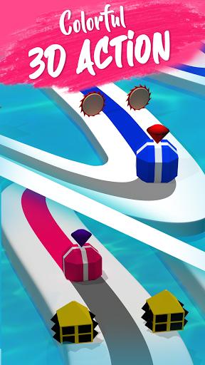 Line Color Game: 3D Adventure  screenshots 5