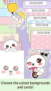 Niki: Cute Diary App 1