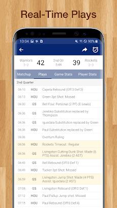 Basketball NBA Live Scores, Stats, & Schedulesのおすすめ画像2