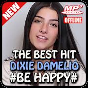 Dixie Damelio Song Offline - BE HAPPY