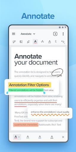 Xodo PDF Reader & Editor apktram screenshots 1