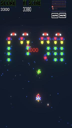 Galaxiga Retro 2.03a screenshots 4