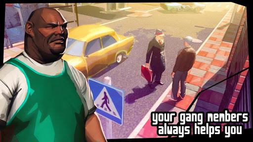 Grand Crime City Mafia: Gangster Auto Theft Town APK MOD – ressources Illimitées (Astuce) screenshots hack proof 2