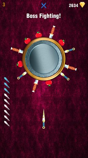 Knife Hitting : Throw Knife Hit Target  screenshots 7