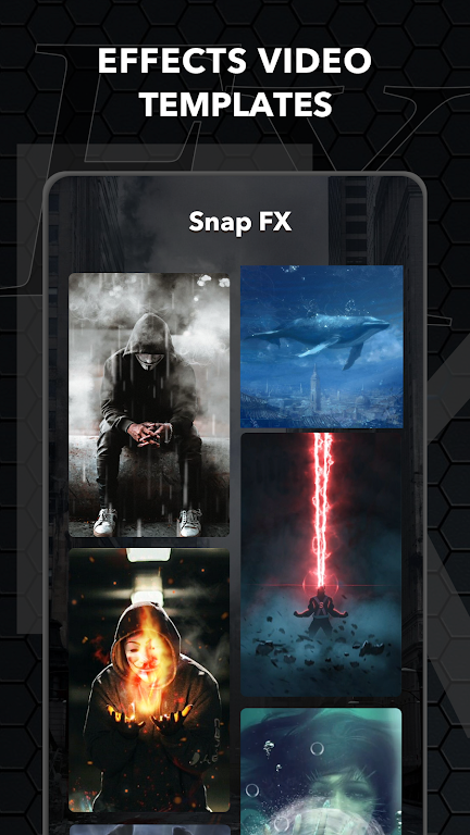Snap FX Master - FX Video Maker for likee  poster 3