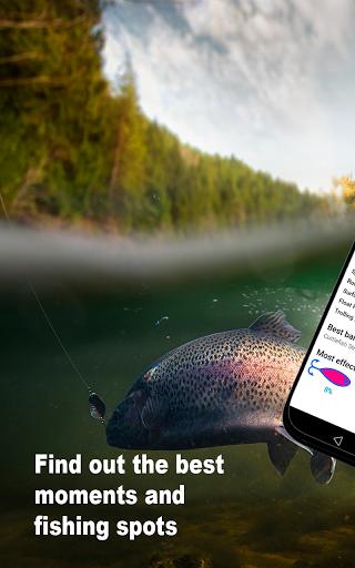 WeFish - Fishing Forecast, Diary and Marketplace 3.4.5 screenshots 1