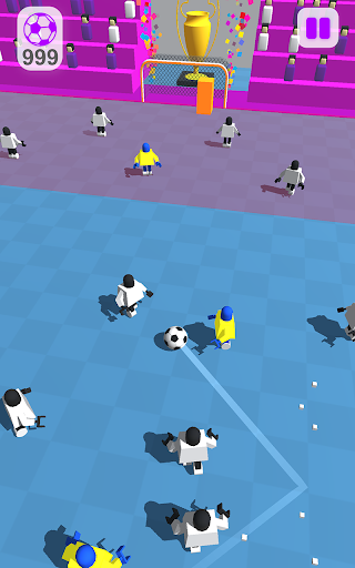 Tricky Kick - Crazy Soccer Goal Game 1.07 screenshots 9