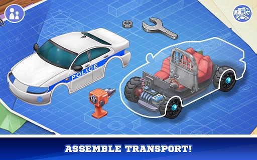 Kids Cars Games! Build a car and truck wash! 2.1.3 screenshots 2