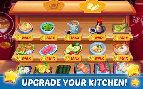 Cooking Voyage - Crazy Chef's Restaurant Dash Game Unlimited Money