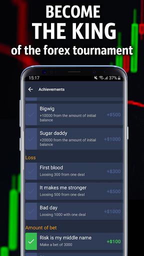 Forex Royale - Trading Simulator screenshots 4