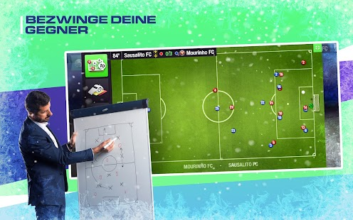 Top Eleven - Fußball Manager Screenshot