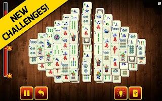 Mahjong Shanghai Jogatina 2: Solitaire Board Game