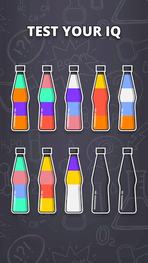 Water Sort - Color Sorting Game & Puzzle Game  screenshots 4