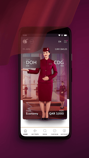 Qatar Airways  screenshots 2