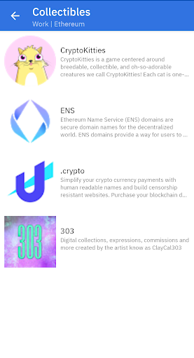Coinomi Wallet :: Bitcoin Ethereum Altcoins Tokens 1.20.0 Screenshots 5