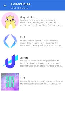 Coinomi Wallet :: Bitcoin Ethereum Altcoins Tokensのおすすめ画像5