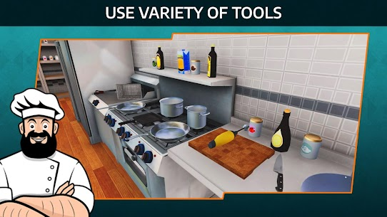 Cooking Simulator Mobile (MOD, Unlimited Diamonds) 2
