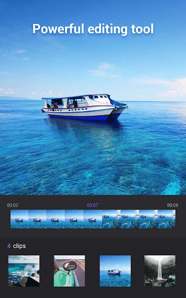 Features of Filmigo Video Maker MOD APK