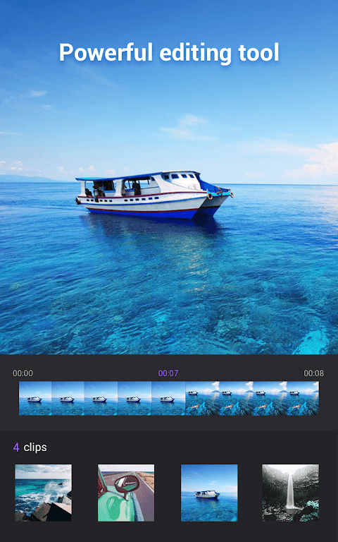 Video Maker of Photos with Music & Video Editor  poster 0