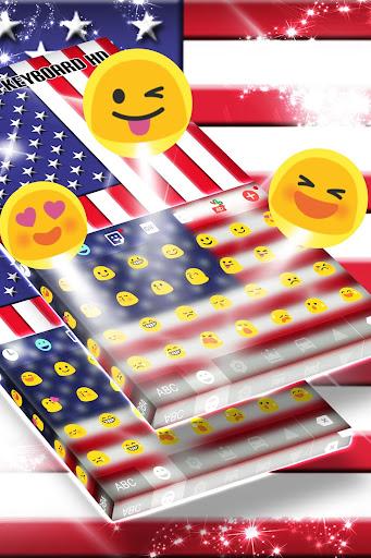american keyboard hd screenshot 2