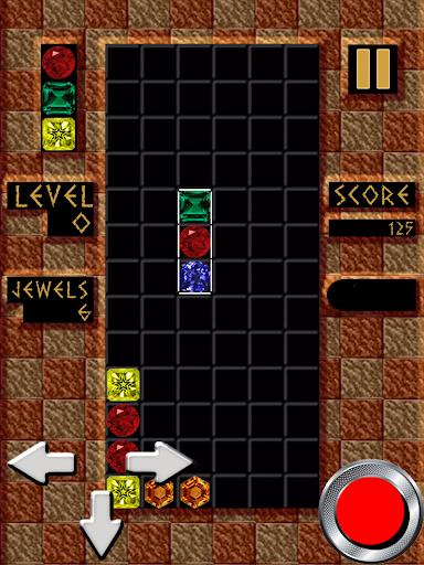 Jewels Columns (match 3) 2.1.1 screenshots 13