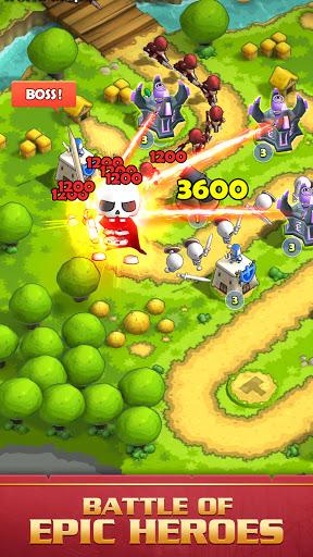Mini War: Pocket Defense 0.9.4 screenshots 2