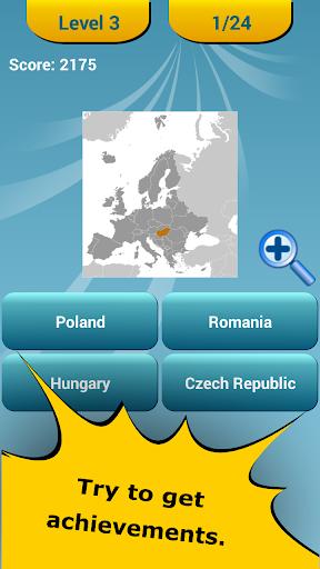 Geography Quiz 1.0.5 Screenshots 21
