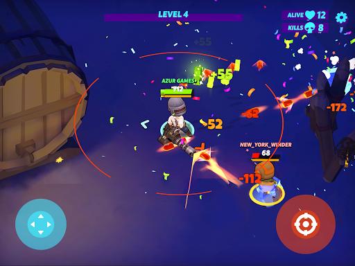 Warriors.io - Battle Royale Action  Screenshots 14