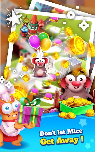 Kitten Games - Bubble Shooter Cooking Game apkmr screenshots 22