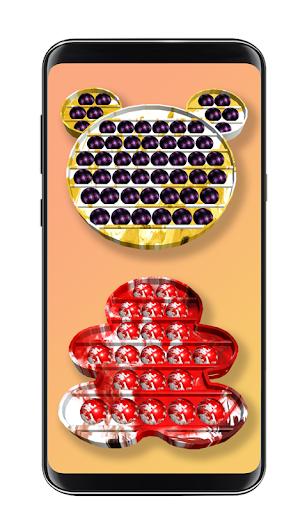 Pop it fidget toy 2! DIY calming asmr popers game 1.0.4 screenshots 8