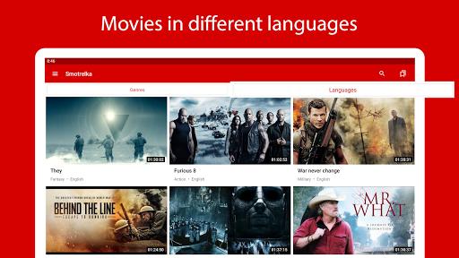 Smotrelka - films, cartoons, movies for free modavailable screenshots 9