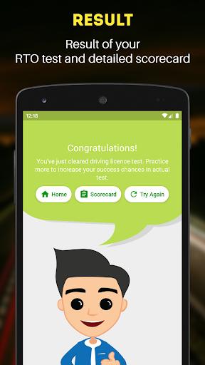 RTO Exam: Driving Licence Test apktram screenshots 7