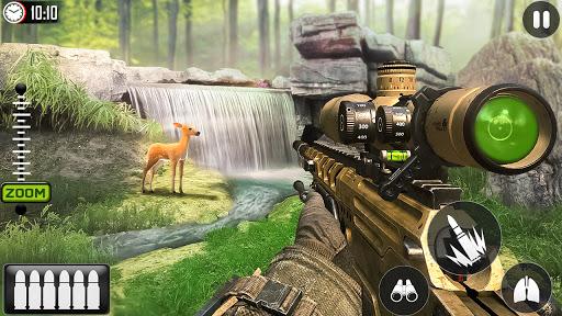 Wild Deer Hunter 2020:  jeux de chasse aux animaux APK MOD – Pièces Illimitées (Astuce) screenshots hack proof 1