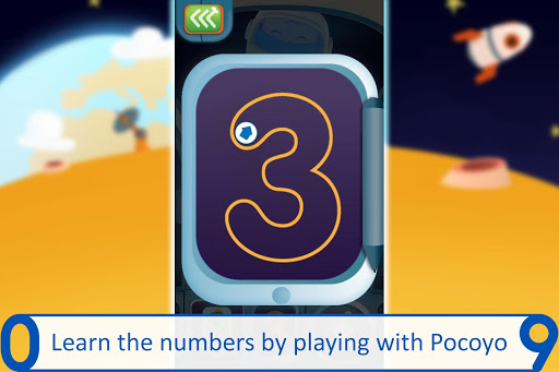 Pocoyo 1, 2, 3 Space Adventure: Discover the Stars  screenshots 7