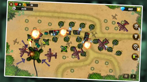 Tower Defense: Toy War  screenshots 8