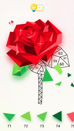 inPoly u2013 Poly Art Puzzle 1.0.21 screenshots 21