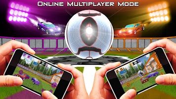 ⚽Super RocketBall - Real Football Multiplayer Game
