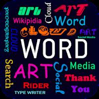 Word Art Cloud Maker  Word Collage Maker