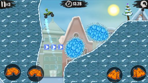 Moto X3M Bike Race Game modavailable screenshots 5