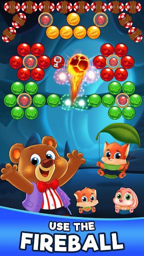 Bubble Friends Bubble Shooter Pop 1.4.6 screenshots 3