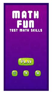 Math Fun-Test Math Skills 1.0.2 screenshots 1