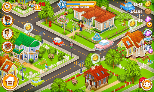 Cartoon City: farm to village. Build your home  screenshots 18